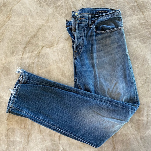 Lucky Brand Other - Lucky Brand Men's Jeans 121 Heritage Slim 32x33